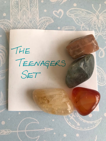 The Teenagers Set