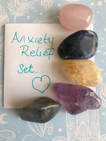 Anxiety Relief Set