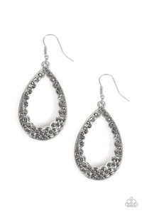 Royal Treatment - Silver Earrings