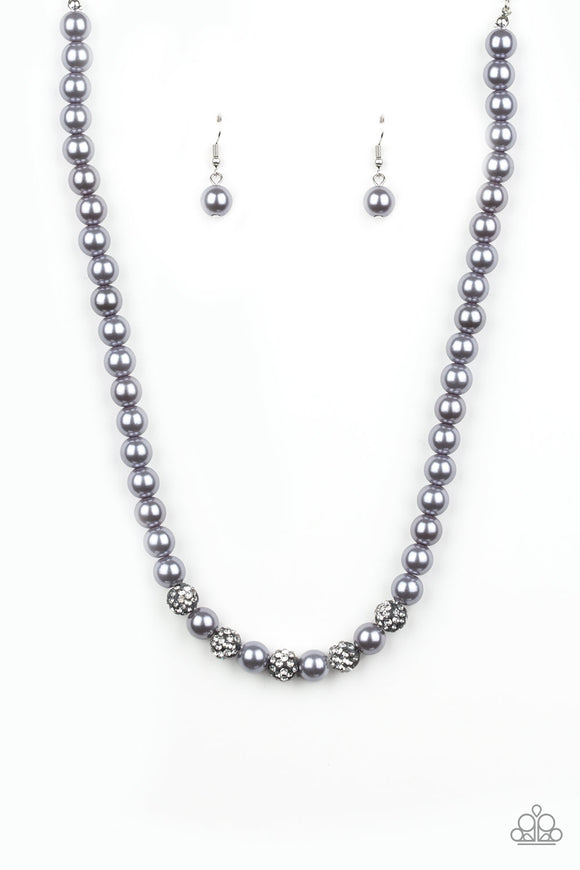 Posh Boxx - Silver Necklace
