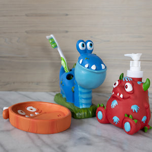 Monster Splat Bathroom Set