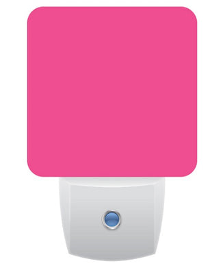 Pink Cheer LED Night Light
