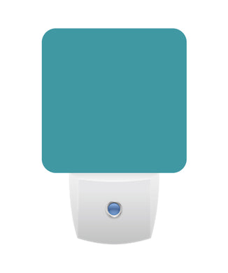 Turquoise LED Night Light