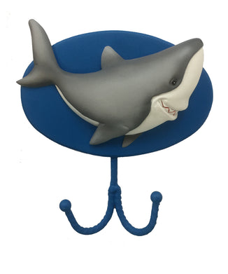 Fish 'n Sharks Towel Hook