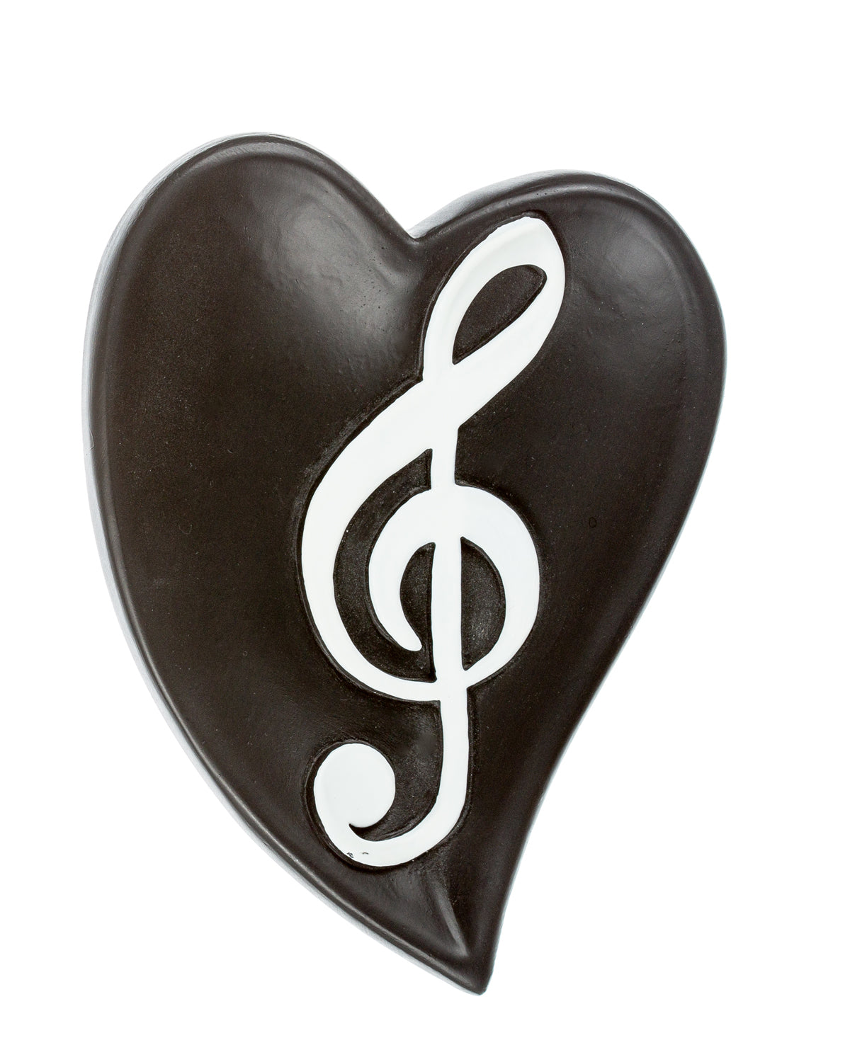 Music Heart Soap Dish