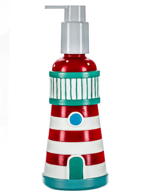 Ahoy Lighthouse Lotion Pump