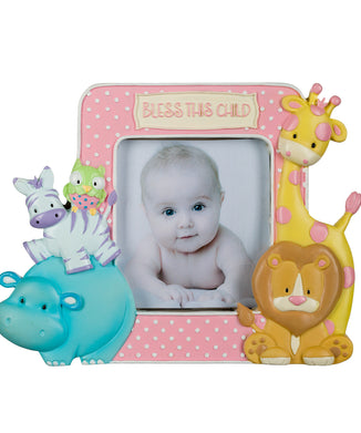 Noah's Pastel Pairs Picture Frame