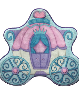 Princess Camryn Carriage Floor Mat