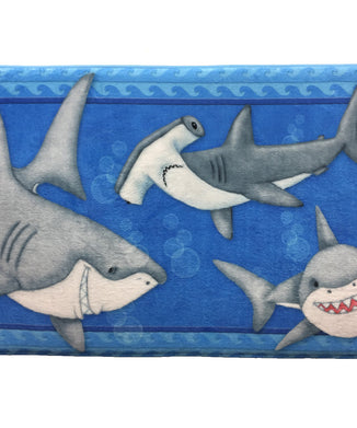 Fish'n Sharks Floor Mat