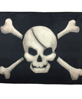 Pirate's Treasure Floor Mat