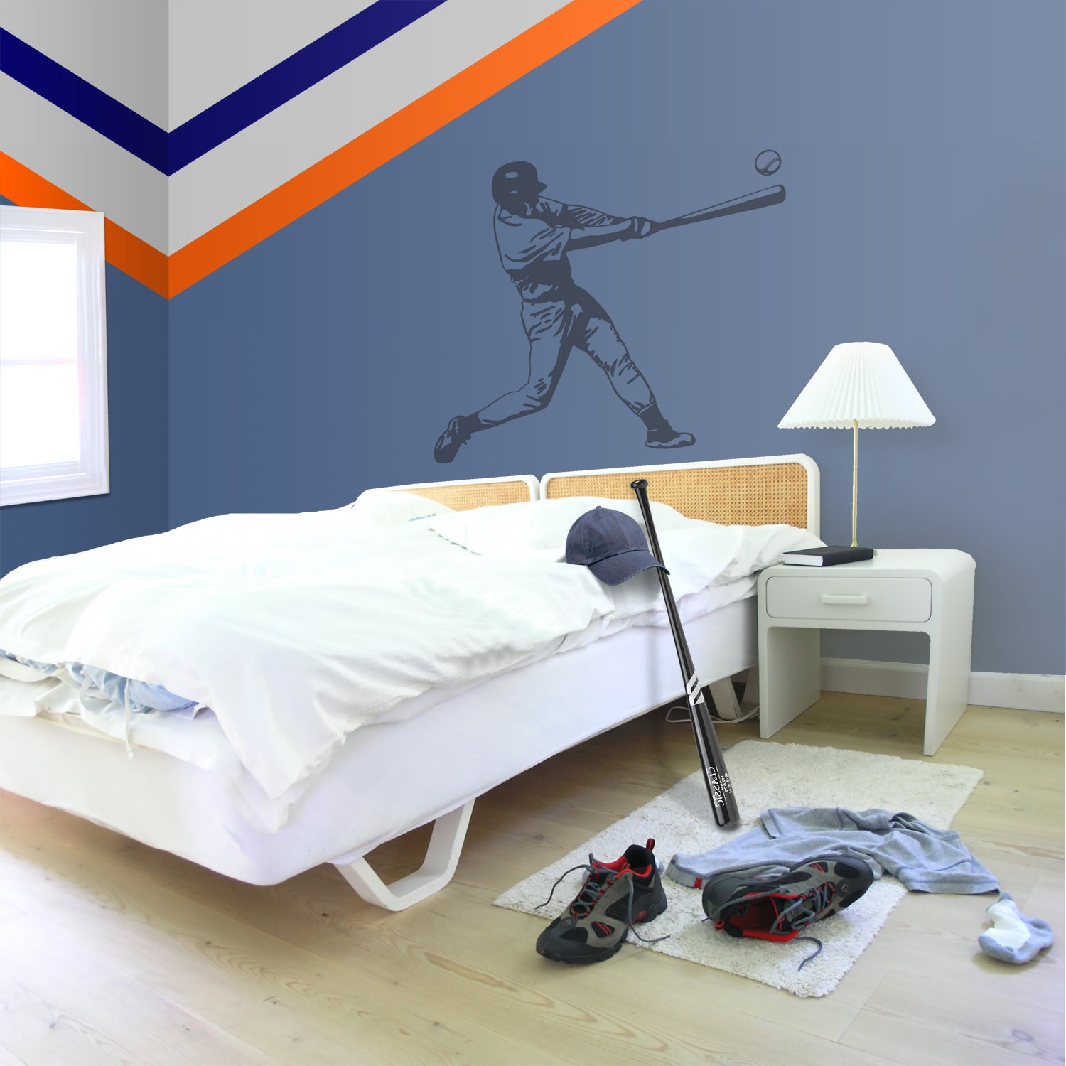 Grand Slam Sudden Shadow Wall Decal