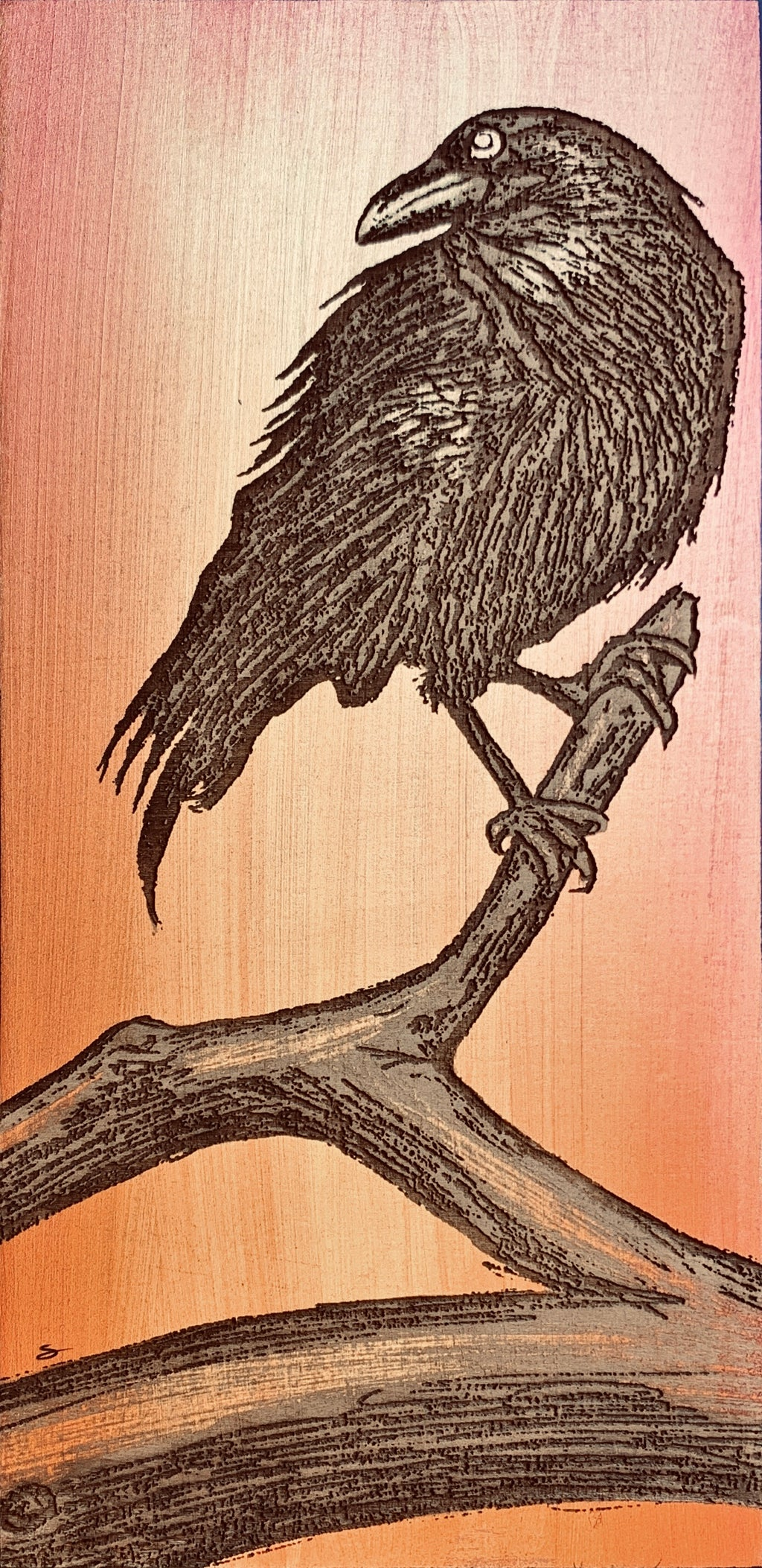 """Crow"" - Scott At Pike"