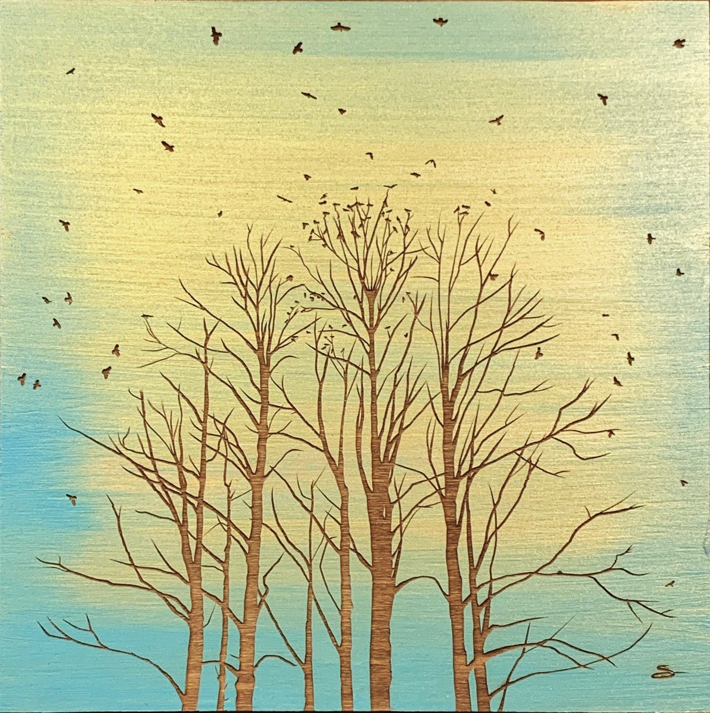 """Murder of Crows"" - Scott At Pike"