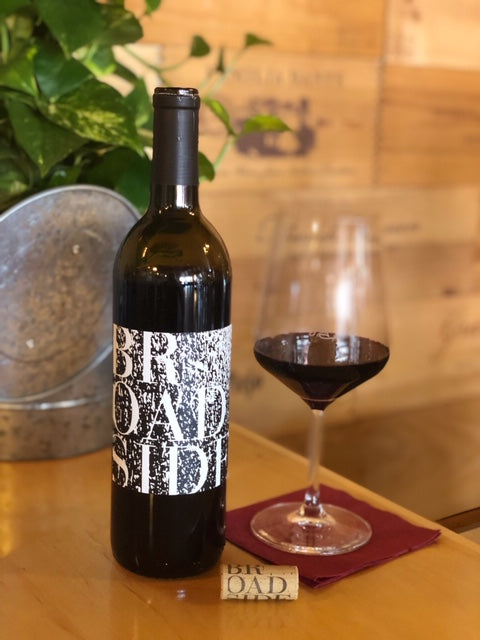 91 Point Broadside Red Blend Only $14.99!