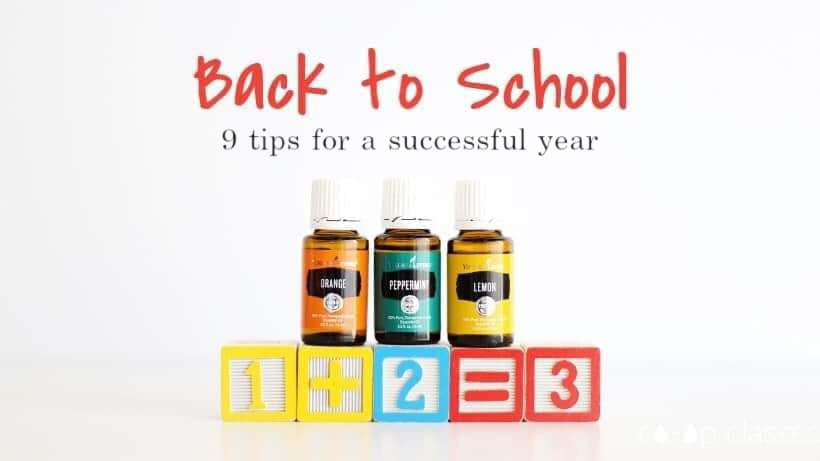 9 SIMPLE BACK TO SCHOOL TIPS