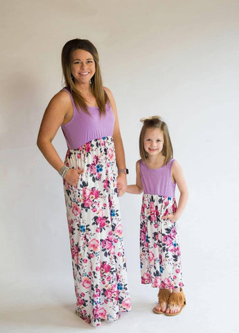 Mother's Day Gift Guide: Mommy & Me Matching Dresses