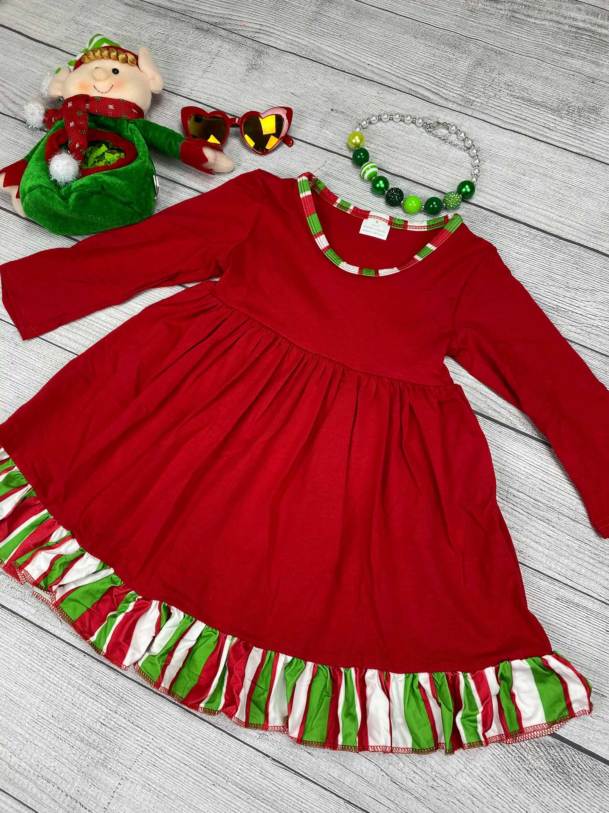 Holly Jolly Dress