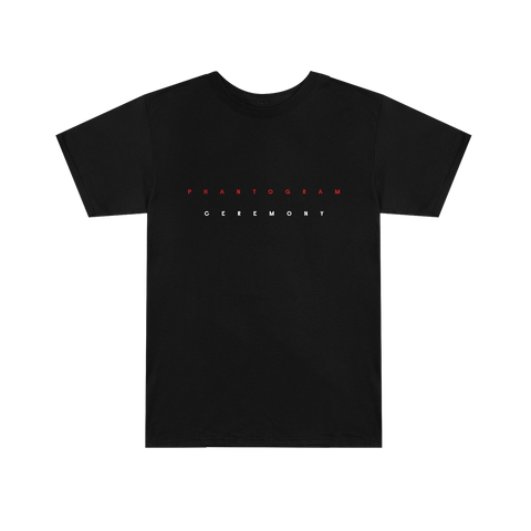 Ceremony T-Shirt (Black)