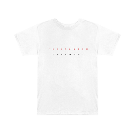Ceremony T-Shirt (White)