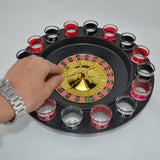 16Pcs/Set Shot Glass Set Russian Roulette Drinking Game