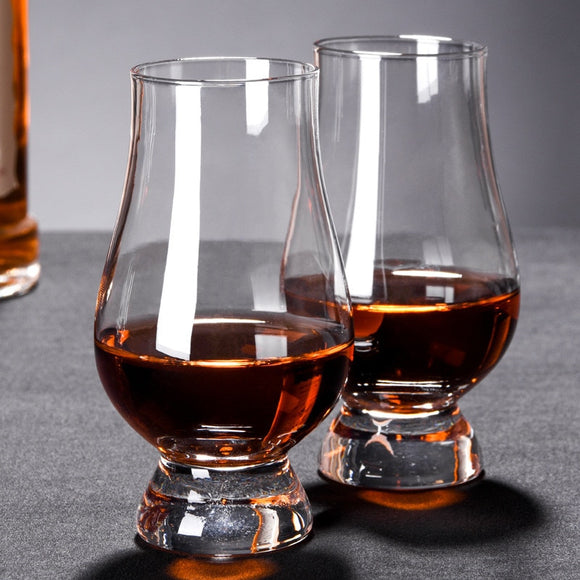 2Pcs 200ML Whiskey Glass