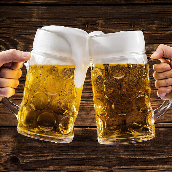 1000ML Beer Glasses