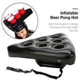 Inflatable Beer Pong Hat