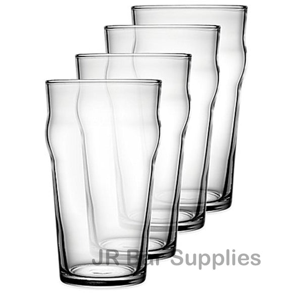 570ML Pint Glasses Set of 4