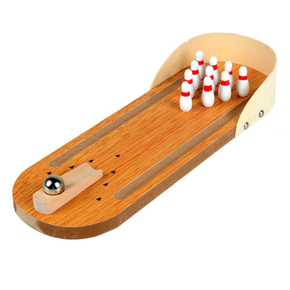 Mini Desktop Bowling Game