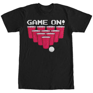 Game on Beer Pong TShirt