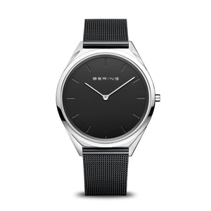 Bering Ultra Slim | polished silver