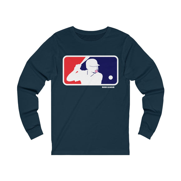 Atlanta Bubble Gum Shield Long Sleeve