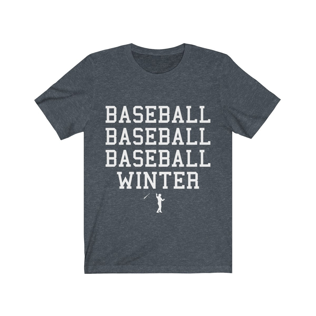 Seasons of Baseball (White Print) - SS
