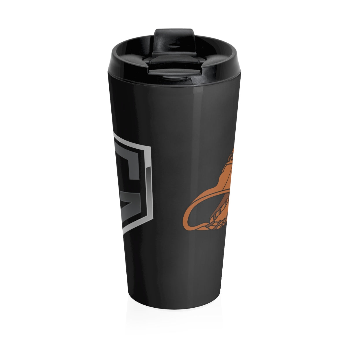 Glove Game - Stainless Steel Travel Mug (15 oz)