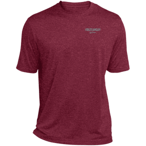 #BIGTEAMGUY SIgnature Heather Dri-Fit Moisture-Wicking T-Shirt