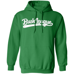 Bush League Elite White Pullover Hoodie