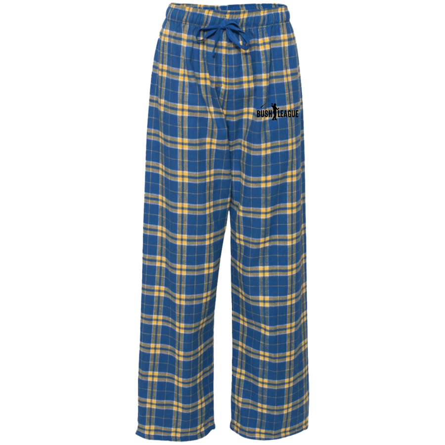 Bat Flip Flannel Pants