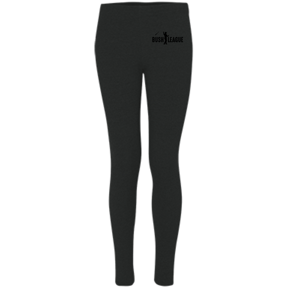 Bat Flip Black on Black Women's Leggings