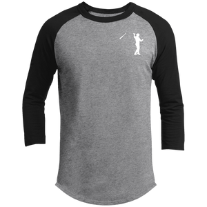Bat Flip (white)  Sporty T-Shirt