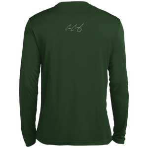 #BIGTEAMGUY Signature Long sleeve Moisture Absorbing T-Shirt