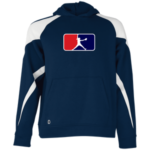 Windmill Shield Youth Colorblock Hoodie