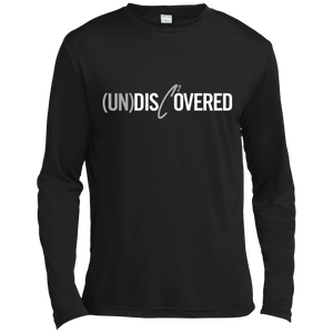 (UN)DISC2OVERED Sig Logo Long sleeve Moisture Absorbing T-Shirt