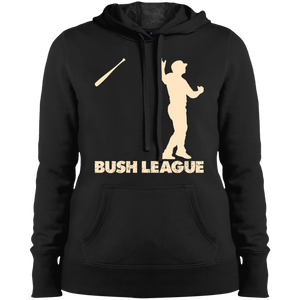 Bat Flip Sport-Tek Ladies' Pullover Hooded Sweatshirt