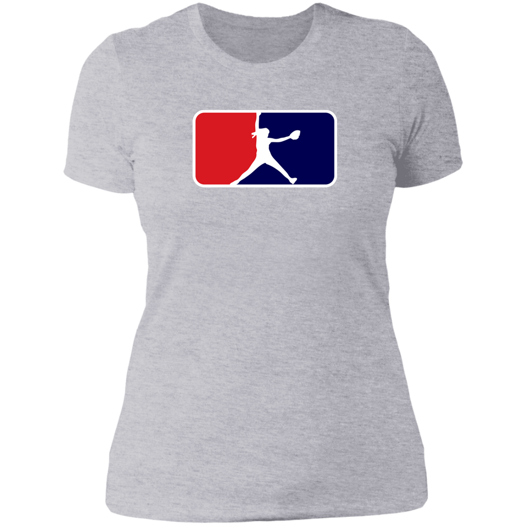Windmill Shield Ladies' Boyfriend T-Shirt