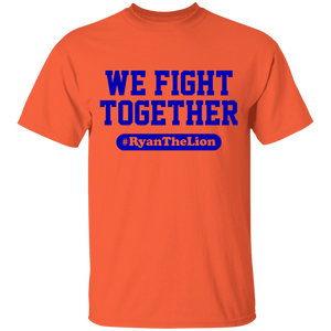 WE Fight Together #RyantheLion Youth  T-Shirt