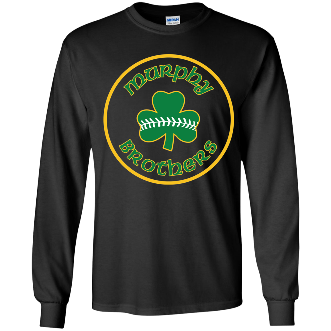 Murphy Brothers Logo Youth LS T-Shirt