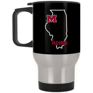 Moline Home Stainless Travel Mug #Fund