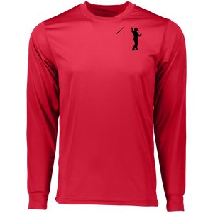 Bush League Men's LS Sport Performance Shirt BF