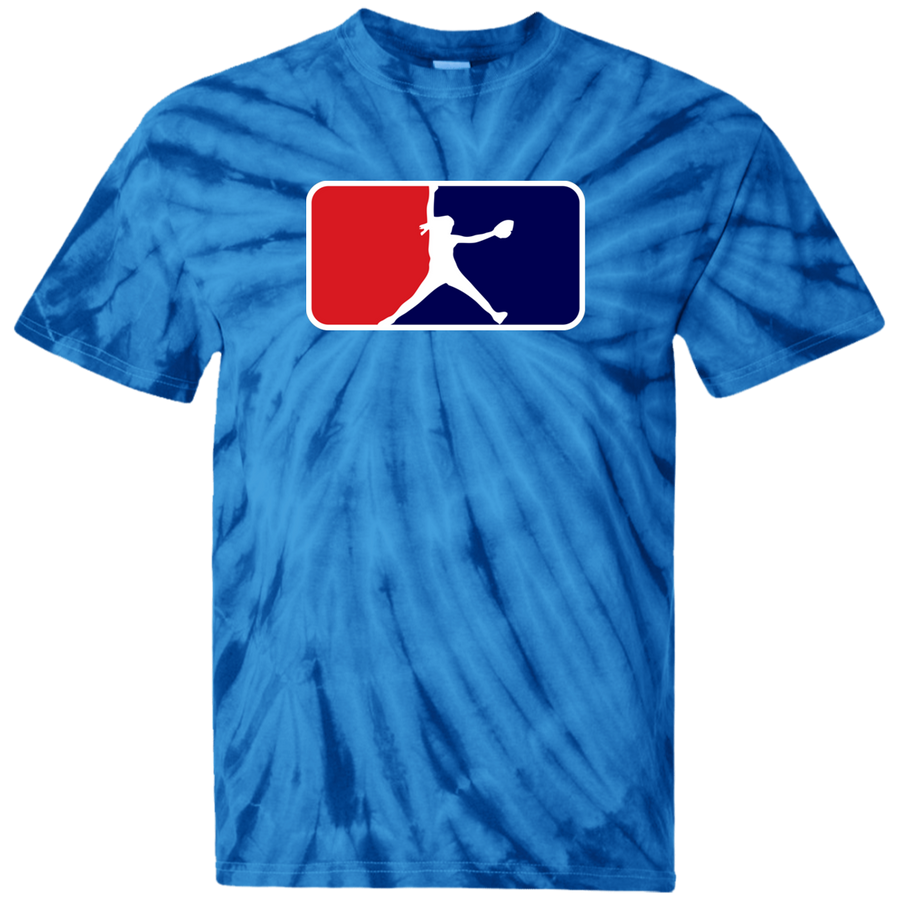 Windmill Shield Youth Tie Dye T-Shirt