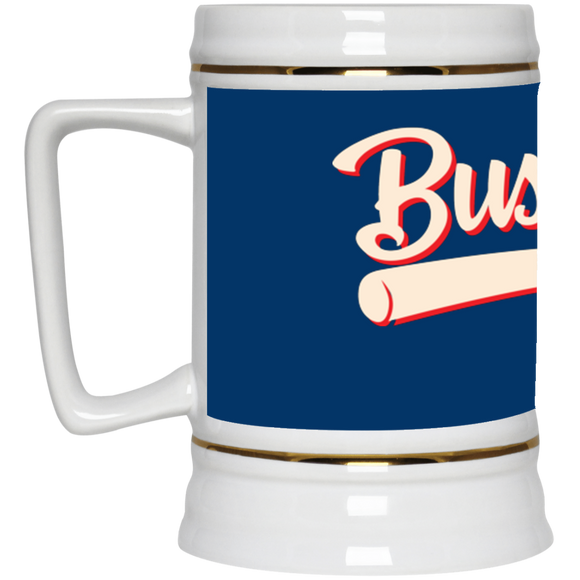 Bush League Beer Stein